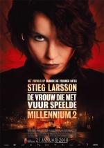 Millennium 2 De vrouw die met vuur speelde